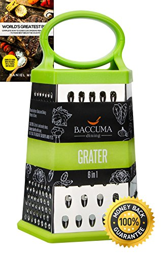 Baccuma Vegetables Chocolate Stainless Silicone