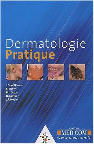 Livres gratuits en ligne Dermatologie pratique epub, pdf
