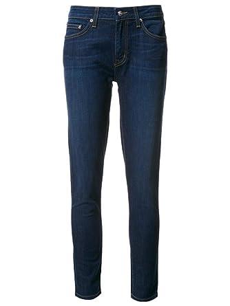 35b27c6ebdae Amazon.com: Derek Lam 10 Crosby Devi Women's Mid-Rise Authentic Stretch  Skinny Jean: Clothing