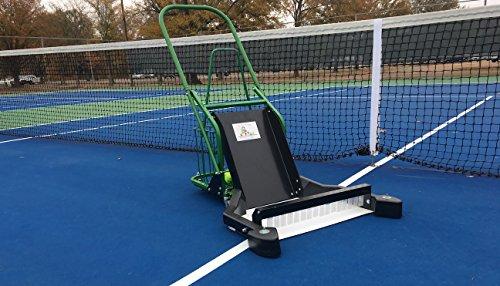 Tennis Ball Mower - BRAD Ball Retriever And Dispenser - Tennis Pickle Ball Mower - Retriever
