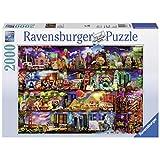 Ravensburger World of Books Puzzle (2000-Piece)