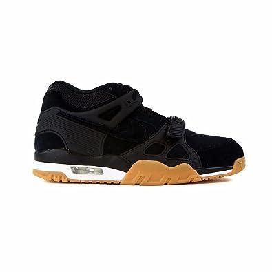 sports shoes 848ca cb55d Nike Air Trainer 3 Baskets Homme 705426-002-44 - 10 Noir Amazon.co.uk  Shoes  Bags