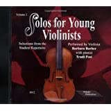 Solos for Young Violinists, Vol 2: Selections from the Student Repertoire