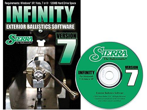 Sierra Bullets Sierra Infinity ExtBallistic V7 CD