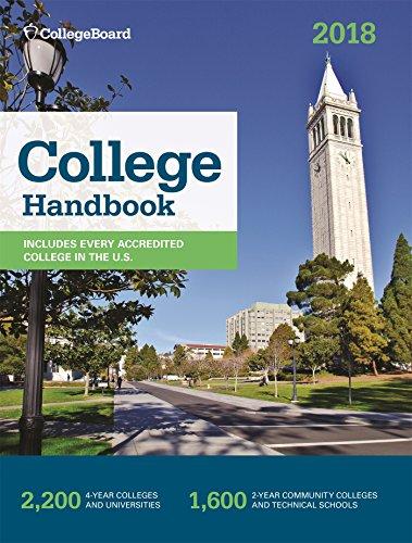 2018 Handbook - College Handbook 2018