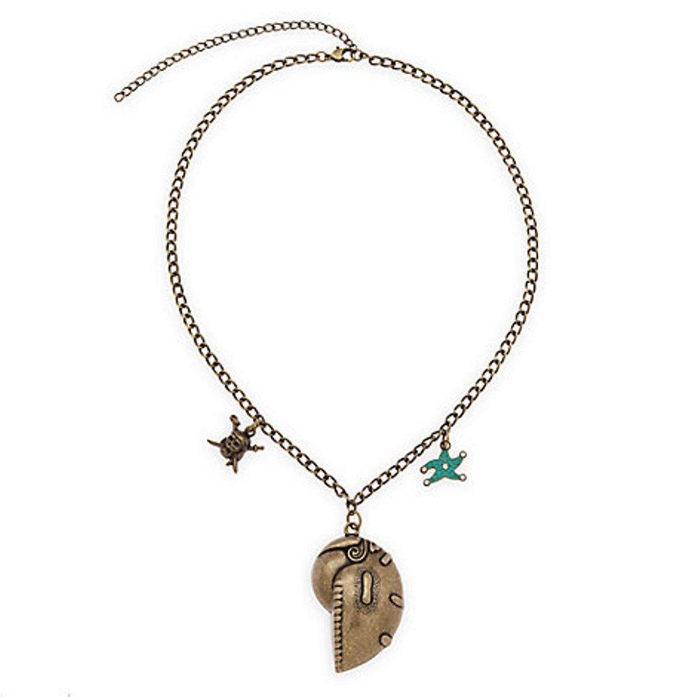 Disney Store Descendants 2 Uma Necklace for Girls