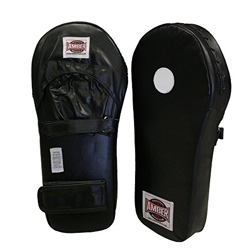 Amber Fight Gear Pro Punch Mitts by Amber Fight Gear