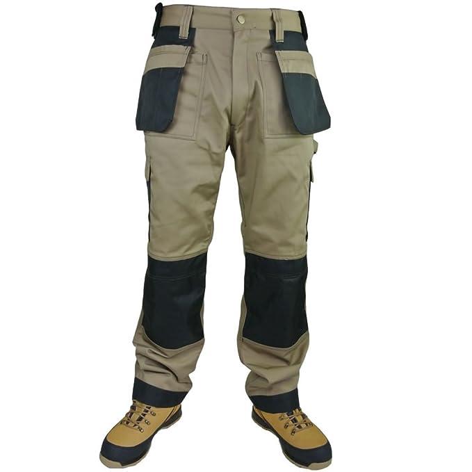 Pantalones de trabajo con múltiples bolsillos, Multi Trade Extreme Pro, profesionales,