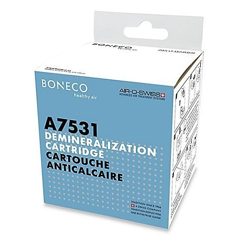 2 Pack of BONECO Demineralization Cartridge 7531