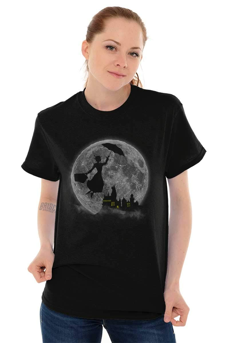 Mary Poppin Walt Disney Funny Shirt Cute Harry Potter Hogwart T-Shirt Tee by Brisco Brands (Image #5)
