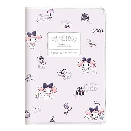 Sanrio My Melody 63704 - Cuaderno de agenda B6 (año 2020 ...