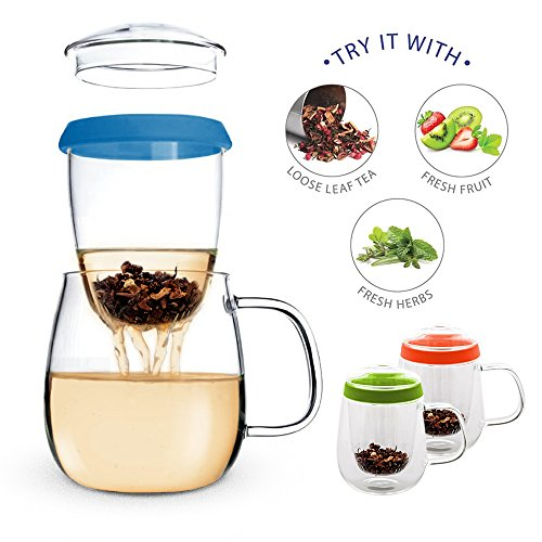 Teabloom CLEARANCE Heat Resistent Infuser Silicone