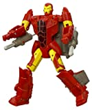 : Marvel Transformers Crossovers - Fighter Jet to Iron Man, Red Costume