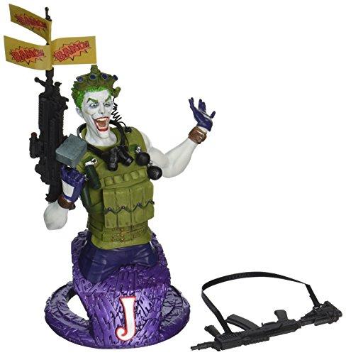 DC Collectibles DC Comics Super-Villains: The Joker Bust Statue
