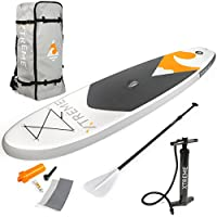 XtremepowerUs Inflatable Stand Up Paddle Board Set