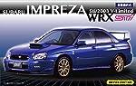 1/24 Inch up Series No.103 Subaru Impreza WRX Sti / 2003 V-limited by ?????(FUJIMI)
