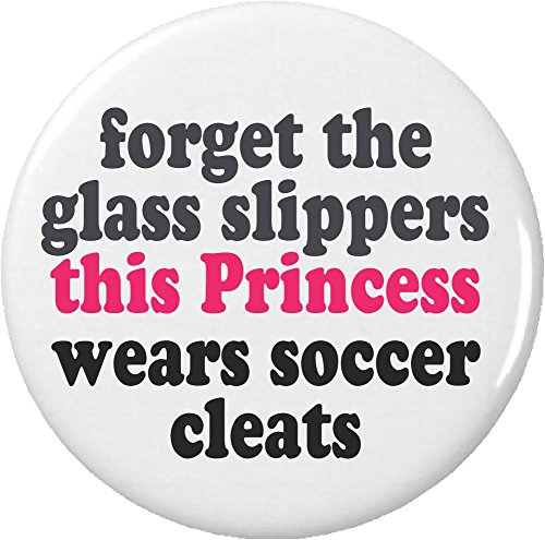 forget glass slippers this Princess wears soccer cleats 1.25
