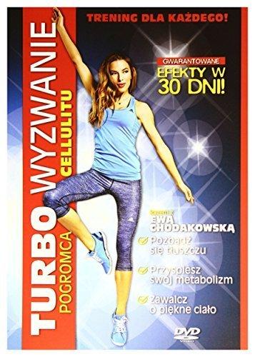 Ewa Chodakowska Turbo Wyzwanie Pogromca Cellulitu Dvd Region Free Import No English Version