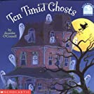 Ten Timid Ghosts (Read With Me Paperbacks), by Jennifer Barrett O'Connell
