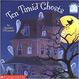 Ten Timid Ghosts (read With Me Cartwheel Books (scholastic Paperback)) por Jennifer O'connell epub
