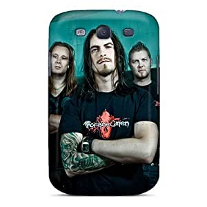 Perfect Hard Phone Case For Samsung Galaxy S3 With Provide Private Custom Beautiful Biohazard Band Pattern InesWeldon