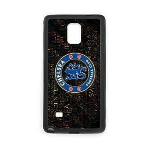 Chelsea team logo series For Samsung Galaxy Note4 N9108 Csaes phone Case THQ138073