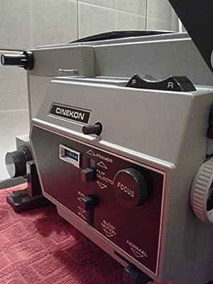 1970s Vintage Cinekon Instduo S80 8mm Movie Projector (Full ...