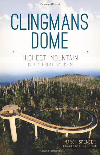 Clingmans Dome:: Highest Mountain in the Great Smokies (Natural - Dome Clingmans