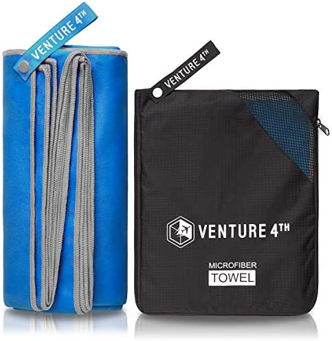 VENTURE 4TH Microfiber Travel Towel product image