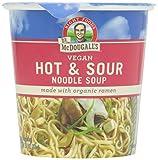 Dr. McDougall's, Soup, Hot & Sour Cantans, Organic, 1.9 oz