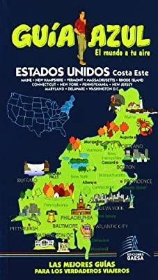 Guía Azul EEUU Este (Guias Azules): Amazon.es: Manuel Monreal ...