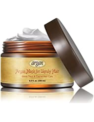 Unruly Hair Mask Deep Conditioner - Extra Thick Coarse...
