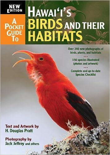 A Pocket Guide to Hawaiis Birds