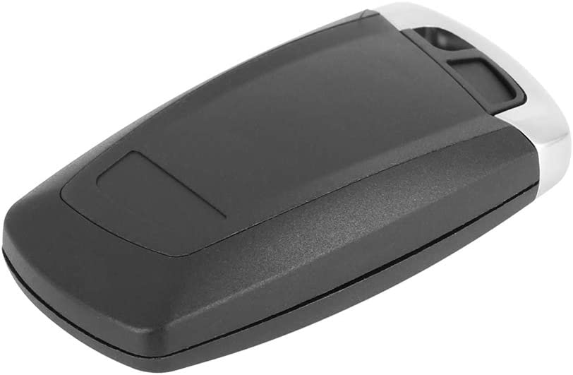 X AUTOHAUX New Car Replacement Key Fob Shell Case Black for BMW 1 3 5 Series F10 F20 F30 F40