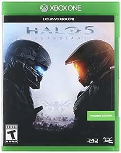 Halo 5: Guardians Estándar en Español - Xbox One - Special Edition