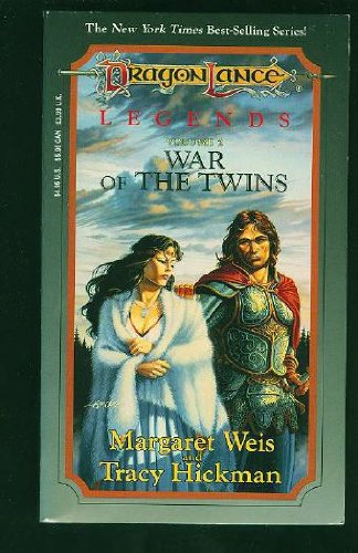 War of the Twins (DragonLance Legends, Vol 2)