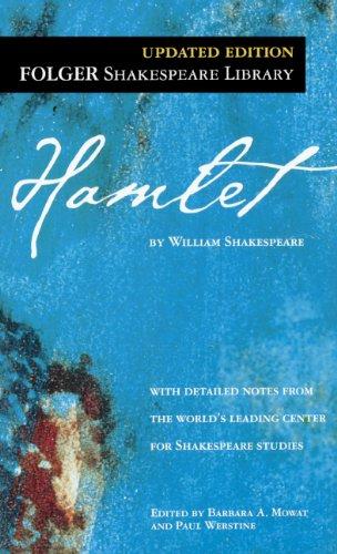 Hamlet (Turtleback School & Library Binding Edition) (New Folger Library Shakespeare)