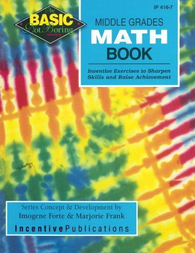 Amazon.com: Middle Grades Math Book BASIC/Not Boring: Inventive ...