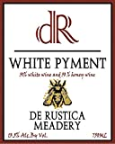 NV De Rustica Meadery White Pyment Mead 750 mL