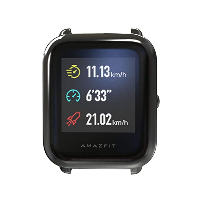 Amazon.com: Funda para reloj inteligente para Huami Amazfit ...