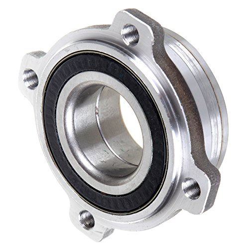 cciyu 512225 Wheel Hub and Bearing Assembly Replacement for fit BMW 525i 528i 530i 540i M5 Rear Wheel Hubs with ABS(1) ()