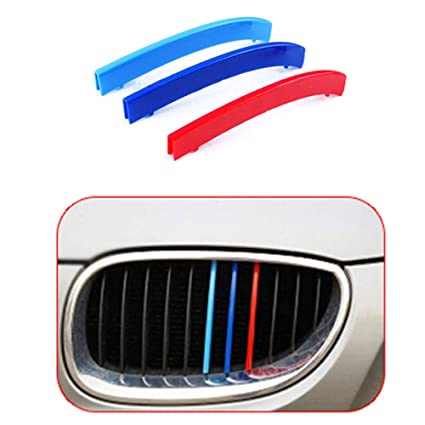 Amazoncom For 95 03 Bmw 5 Series E39 10grilles One Side 3d M