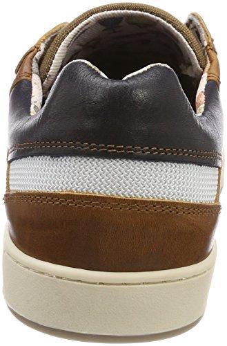 Homme Baskets 6774a Cognac Marron Bullboxer gqU07ZaW