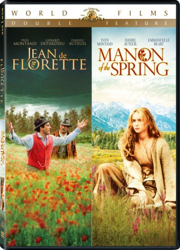 Jean De Florette / Manon of the Spring (Double Feature) by Mgm (Lasers)