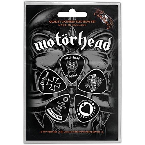 motorhead guitar pick - 4
