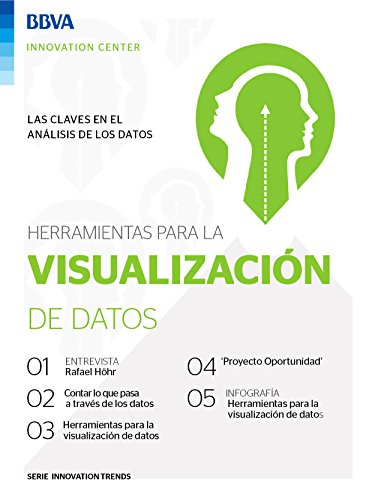 Ebook: Herramientas de visualización de datos (Innovation Trends Series) (Spanish Edition)