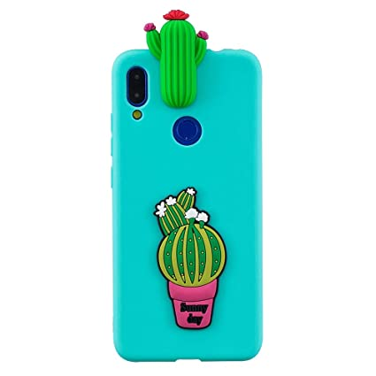 Amazon.com: SHUNDA Xiaomi Redmi Note 7 Funda, Carcasa de ...