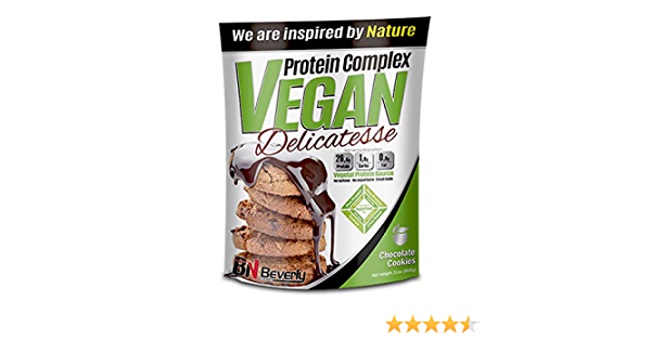 Beverly Nutrition Vegan Protein Delicatesse, Choco Cookies - 900 gr
