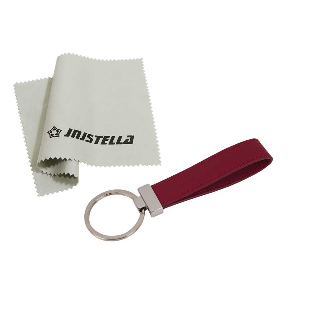 Jnjstella Genuine Leather Key Fob Chain Ring Keychains