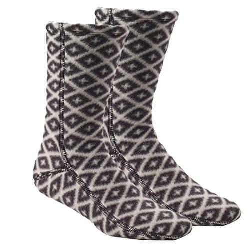 Acorn Unisex Versafit Sock Black Cream Southwest qqw6dZ